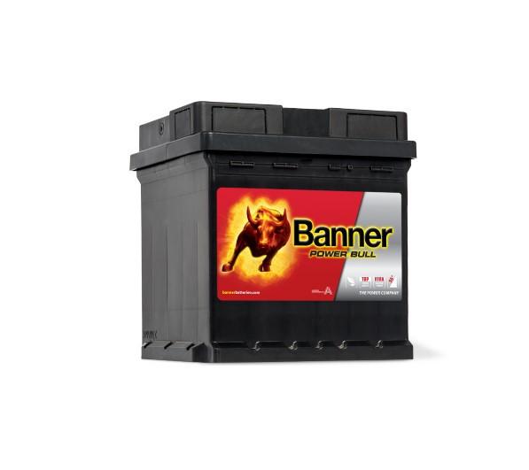 Autobatéria Banner Power Bull 12V 42Ah 390A P4208