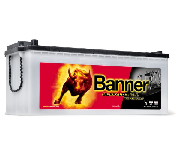 Autobatéria Banner Buffalo Bull High Current 12V 180Ah 1400A 68011