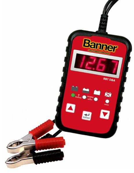 Banner-Battery-Tester-BBT-DBA-digitalny-analyzator-baterii, tester-autobaterii
