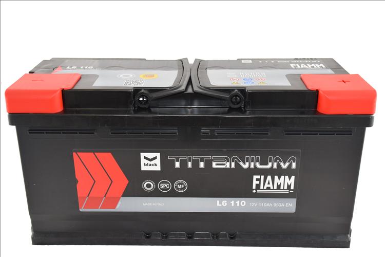 Autobatéria Fiamm Titanium 12V 110Ah 950A