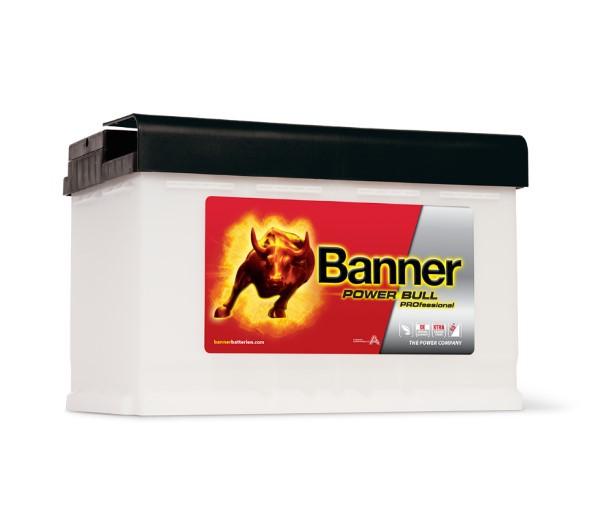 Autobatéria Banner Power Bull PROfessional 12V 84Ah 760A P8440
