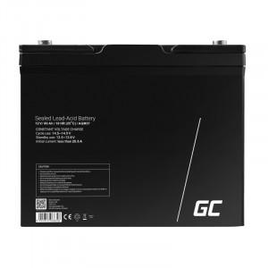 Batéria Green Cell 12V 80Ah AGM57, bateria-agm-vrla-green-cell-12v-80ah-agm57